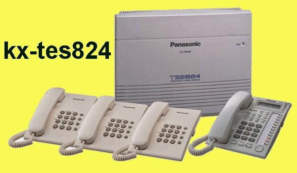 سانترال پاناسونیک kx-tes824