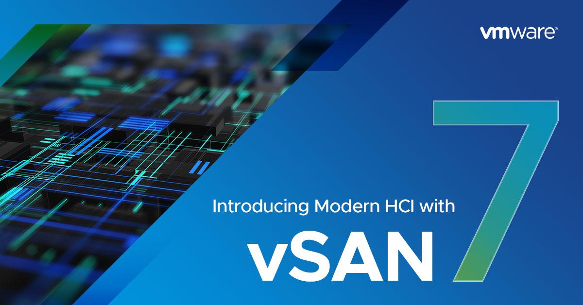 نرم افزار VMware Vsan