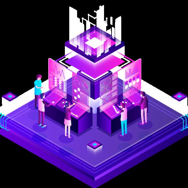 کاربرد های مجازی سازی برای سازمان ها