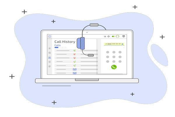 هوشمند سازی کسب و کار به کمکنرم افزار وب فون