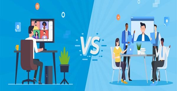 تفاوت ویدیو کنفرانس و وب کنفرانس