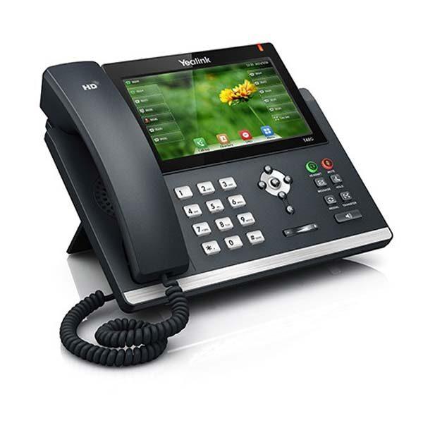 تلفن-تحت-شبکه-yealink-مدل-t48G-2
