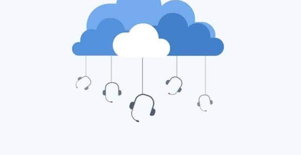 مرکز تماس ابری
