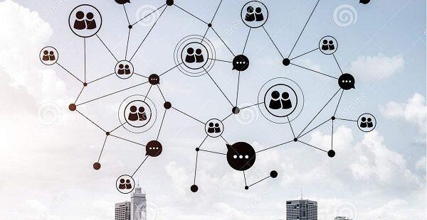 ارتباط شبکه بین دفاتر و شعب